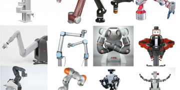 Collaborative robots are on the rise, despite still being a niche product.