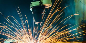 Welding robots and their uses