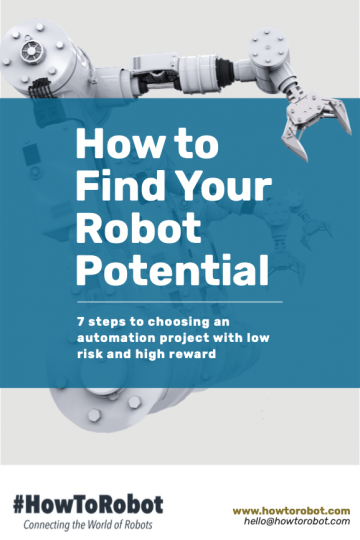 Whitepaper: How To Find Your Robot Potential