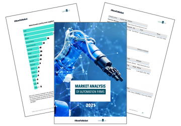 Market report 2021 - China robot and automation suppliers